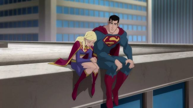 Я - супермен, но я устал